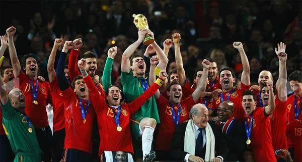 Spanyol Juara World Cup 2010 Afrika Selatan